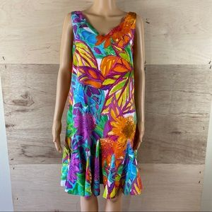 Lauren Ralph Lauren Tropical Island Dress